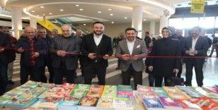 Nevşehir Belediyesi 1.Kitap fuarı açılışı yapıldı