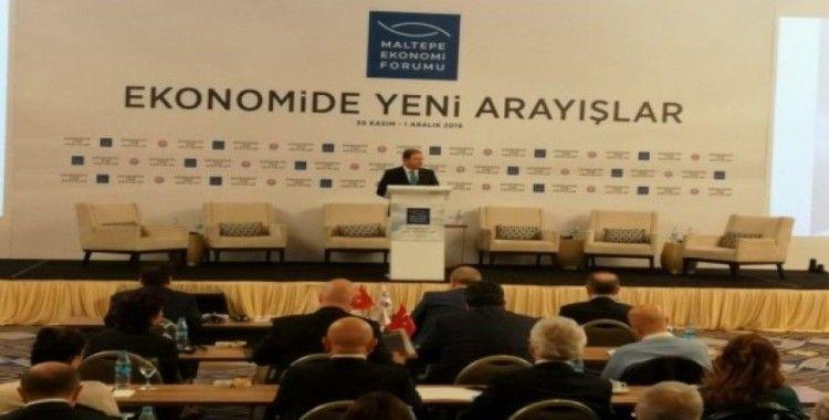 Türkiye'nin ekonomisi Maltepe'de ele alınıyor