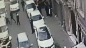 Beyoğlu'ndaki silahlı saldırı