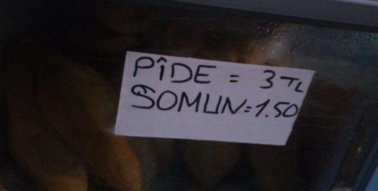 Sason'da 5 ayda ekmeğe iki defa zam yapıldı