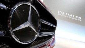 Otomobil üretim devi Daimler personel sayısını düşürüyor