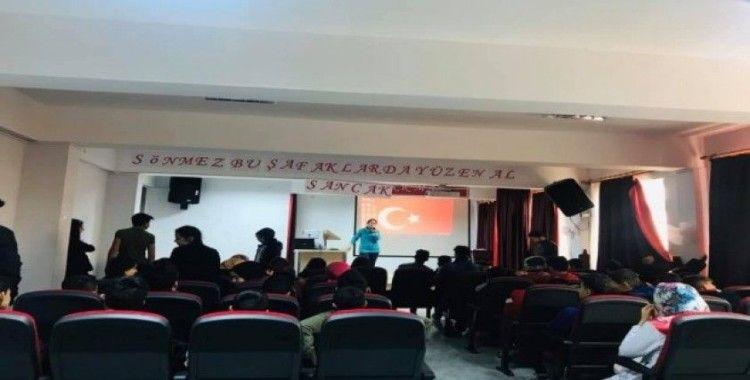 Öğrencilere ''Diyabet'' anlatıldı
