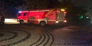Ankara Kalesi'nden düşen genç kız ağır yaralandı