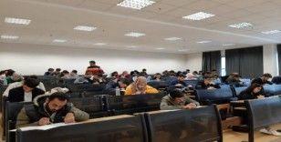 Erasmus+ Dil Yeterlilik Sınavı gerçekleştirildi