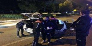 Antalya'da sürücülere 3,5 saatte 147 bin TL ceza kesildi