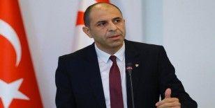 Özersay: 'Türkiye - Libya anlaşması son derece yerinde bir adım'