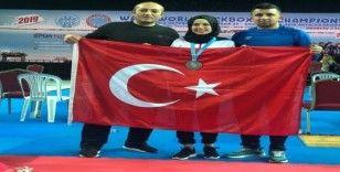Hayriye Türksoy Dünya İkincisi Oldu