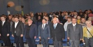 Doğu Perinçek, Balıkesir'de Üretici Kurultayı'na katıldı
