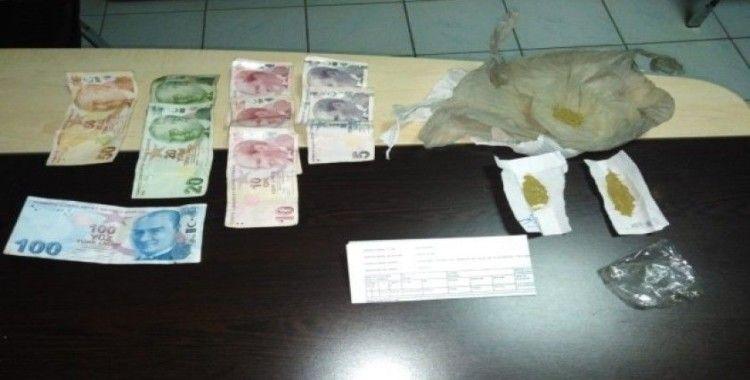 Sinop'ta uyuşturucu operasyonunda 1 tutuklama