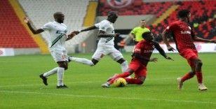 Süper Lig: Gaziantep FK: 1 - Denizlispor: 2 (Maç Sonucu)