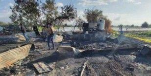 Ürdün'de çiftlik yangını: 13 Pakistanlı öldü