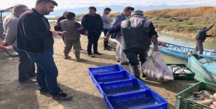 Hüyük Belediye Başkanı Çiğdem,  balıkçılarla buluştu