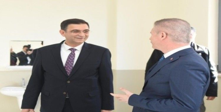 Vali Davut Gül'den KAGİDEM'e Tam Puan