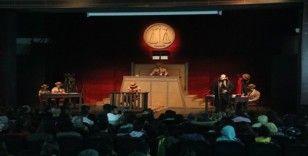 Mardin'de karar tiyatro oyununa yoğun ilgi