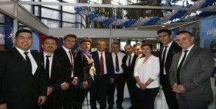 Büyükşehir Ankara'da Aydın'ı tanıttı