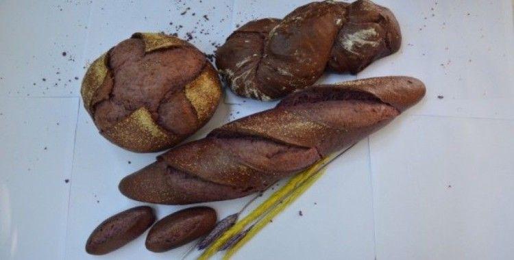 Malatya'da mor ekmeğe ilgi artıyor
