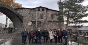 Uzakdoğu Asya ve Güney Amerikalı Tur Operatörleri Diyarbakır'da