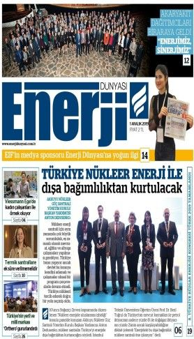 Enerji Dünyası - Aralık 2019