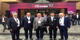 MÜSİAD Kdz. Ereğli Başkanı Çınar 'Vizyoner'19 Zirvesi' ni değerlendirdi