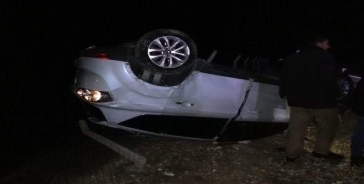 Midyat-Dargeçit yolunda bir gecede 2 trafik kazası: 5 yaralı