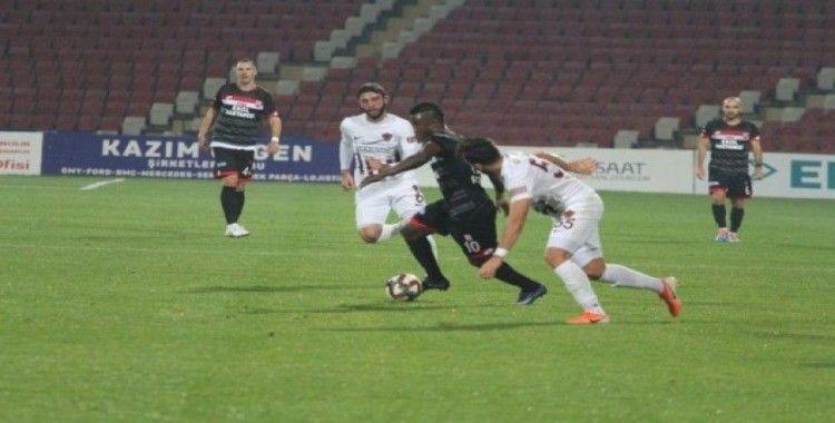 TFF 1. Lig: Balıkesirspor: 0 - Hatayspor: 1