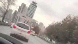 TEM ve Şile Otoyolu'nda makas terörü kamerada