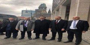 Başkan Gülsoy, TATSO Yönetim Kurulu Toplantısı'na Katıldı