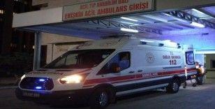 Edirne'de dehşet gecesi