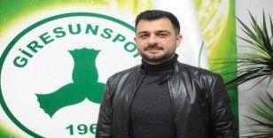 """Sacit Ali Eren: """"Giresunspor, Giresun'un takımı değilmiş gibi davranılıyor"""""""