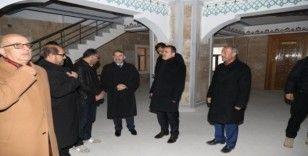 Cumhurbaşkanı Başdanışmanı Kışla Hakkari'de