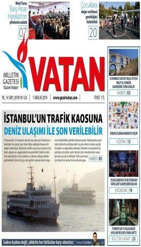 Güzel Vatan Gazetesi Sayı:123