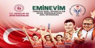 Özel sporcuları dünya şampiyonluğuna Eminevim hazırlayacak