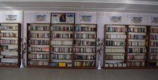 42. Atatürk Çocukları Kütüphanesi Aliağa'da açıldı