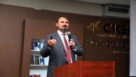 Prof. Dinçkan Küçükçekmecelilere organ bağışının önemini anlattı