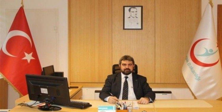 Bursa İl Sağlık Müdürlüğüne Uzm. Dr. Halim Ömer Kaşıkcı atandı