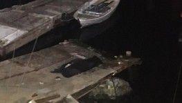 Pendik'te denizden erkek cesedi çıktı