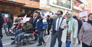 Nazilli'de 3 Aralık Dünya Engelliler Günü etkinlikleri