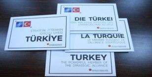 Dörtlü Zirve'de liderlere 'Stratejik İttifakın Güçlü Üyesi Türkiye' kitabı