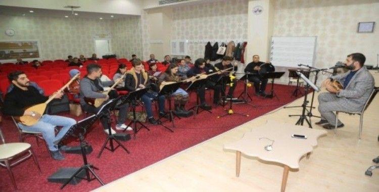 Elazığ Belediyesi Türk Halk Müziği Korosu kuruldu