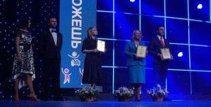 Moskova Hükümeti'nden Türk şirketine anlamlı ödül