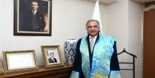 Rektör Turgut, 3 Aralık Dünya Engelliler Gününü kutladı