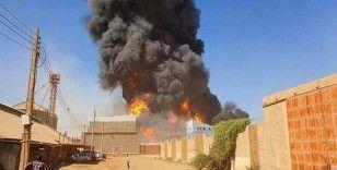 Sudan'daki patlamada ölü sayısı 15'e yükseldi