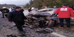 Bursa'da 3 kişinin öldüğü kazada tutuksuz yargılanan sürücünün yargılanmasına başlanıldı