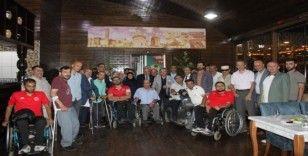 """Kent Konseyi Başkanı Hüseyin Tanfer: """"Hepimiz birer engelli adayıyız"""""""