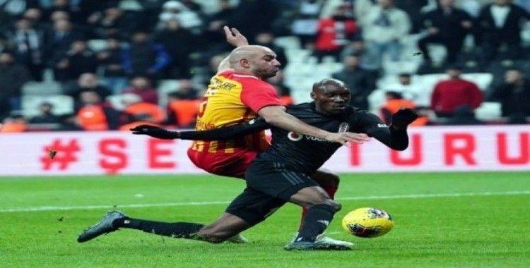 Beşiktaş: 4 - İ.M. Kayserispor: 1