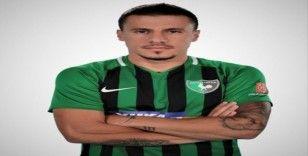 Denizlispor'da kadro dışı bırakılan Keremcan Akyüz'den açıklama