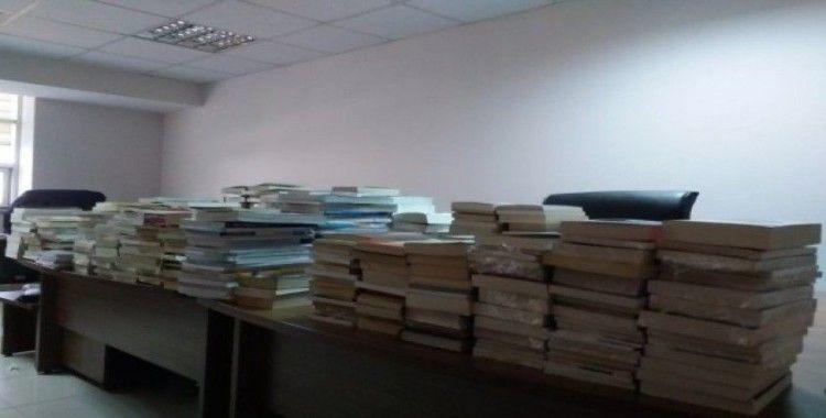 Malatya'da 588 Bandrolsüz kitap ele geçirildi