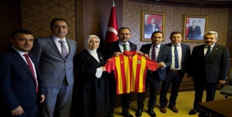 Cumhurbaşkanı Erdoğan'dan 'Malatya Spor Köyü' ne tam destek