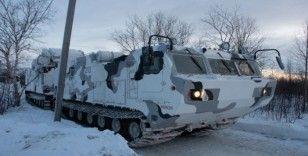 Rusya, hava savunma sistemlerini Norveç sınırına kurdu