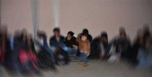 Süleymanpaşa'da 32 kaçak göçmen yakalandı